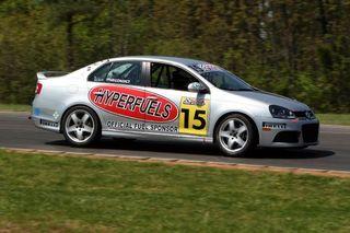 VIR-race car