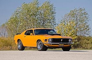 1970 Ford Mustang Boss (S79)