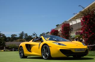 McLaren 12 c Spider