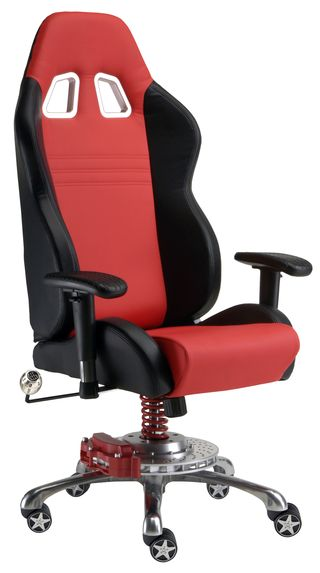Grand Prix Chair-RED