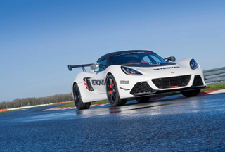 Lotus, Lotus Exige V6 Cup, Lotus race cars