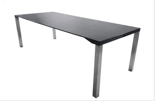Carbon fiber conference table