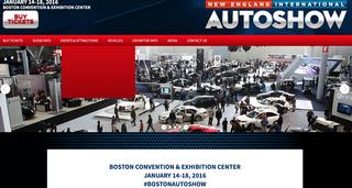2016 boston auto show
